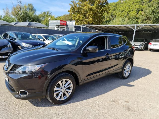 NISSAN QASHQAI 1.6 dCi 130 Stop/Start Connect Edition Xtronic A, voiture occasion